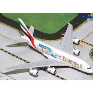 GEMINI-EMIRATES-A380