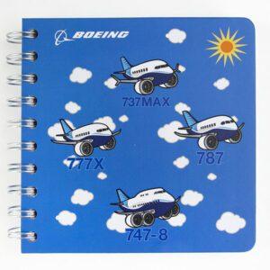 Cuaderno regordete para niños