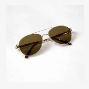 Gafas de aviador doradas para niños