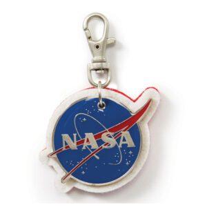 Llavero NASA Canoa Roja